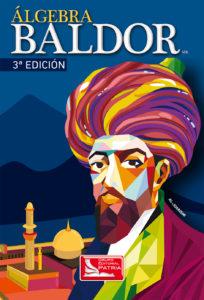 Baldor: álgebra tercera edición portada metalica